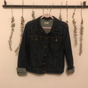 EUC GAP DENIM JACKET